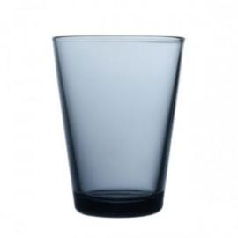 Kartio regenblauw glas 40 cl / 80 mm