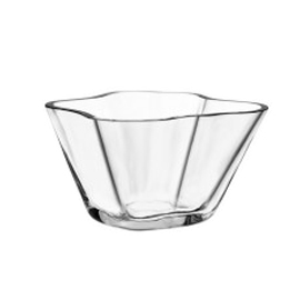 Aalto bowl 75mm helder