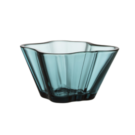 Aalto bowl 75mm sea blue