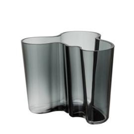 Aalto vaas 120 mm donker grijs