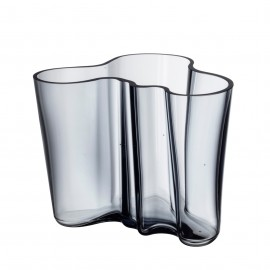 Recycled glas edition* Aalto vaas 160mm