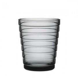 Aino Aalto glas 22 cl / 90 mm grijs