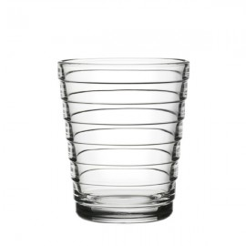 Aino Aalto glas 22 cl / 90 mm helder