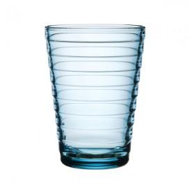Aino Aalto glas 33 cl / 113 mm lichtblauw