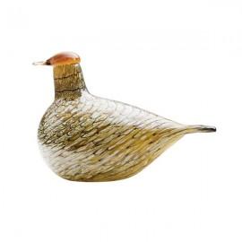 Birds by Toikka: Zomersneeuwhoen