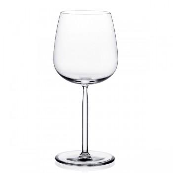 Senta rood wijnglas 38 cl / 190 mm 2 stuks
