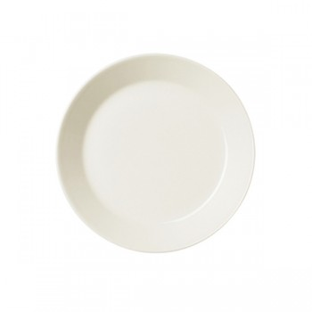 Teema wit plat bord 17 cm