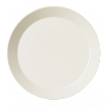 Teema wit plat bord 26 cm