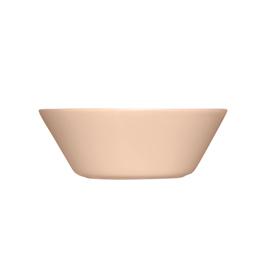 Teema poederroze schaal/diep bord 15 cm