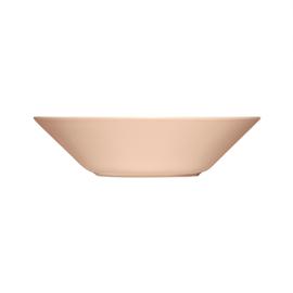 Teema poederroze schaal/diep bord 21 cm