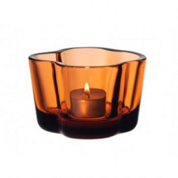 Aalto windlicht 60mm sevilla oranje