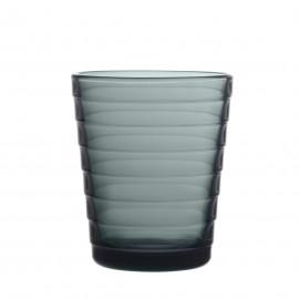 Aino Aalto donkerglas 22 cl / 90 mm grijs  (leverbaar in januari)  nieuwe kleur!