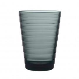 Aino Aalto glas 33 cl / 113 mm donkergrijs (leverbaar in januari)  nieuwe kleur!