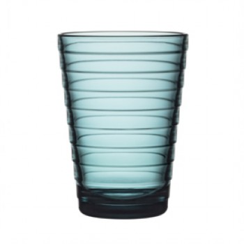Aino Aalto glas 33 cl / 113 mm sea blue