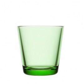 Kartio appelgroen glas 21 cl / 80 mm