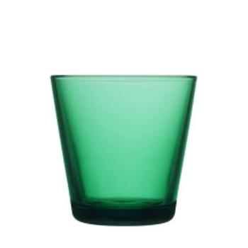 Kartio emerald glas 21 cl / 80 mm