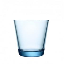 Kartio lichtblauw glas 21 cl / 80 mm
