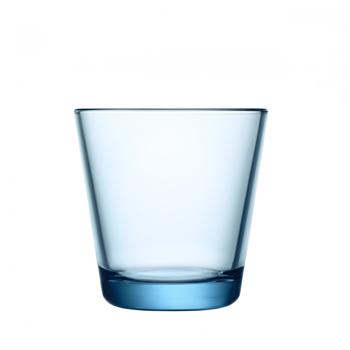 Kartio lichtblauw glas 21 cl.    (Gaat uit collectie!!!)