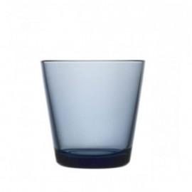 Kartio regenblauw glas 21 cl / 80 mm
