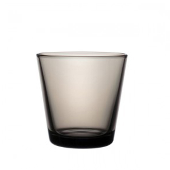 Kartio zand glas 21 cl / 80 mm (Uit collectie!!!)