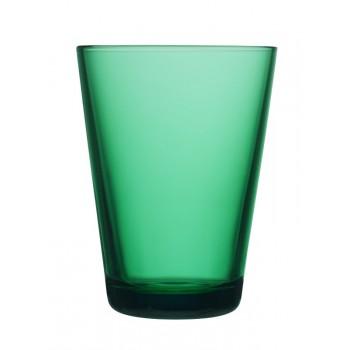 Kartio emerald glas 40 cl / 120 mm