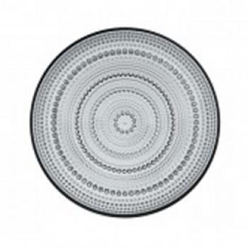 Kastehelmi grijs bord 25 cm
