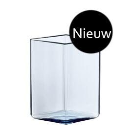 Ruutu vaas 115x140mm Aqua