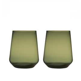 Essence waterglas moss green 35 cl 2 stuks