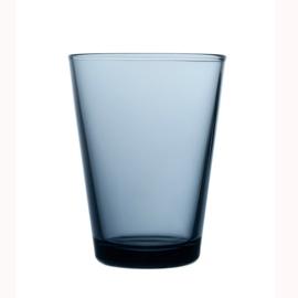 Kartio regenblauw glas 40 cl / 120 mm