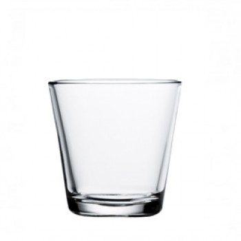 Kartio helder glas 21 cl / 80 mm