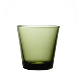 Kartio mosgroen  glas 21cl /80 mm