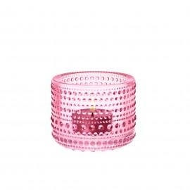 Kastehelmi windlicht zacht roze