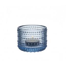 Kastehelmi windlicht aqua 64mm seasonal product
