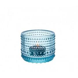 Kastehelmi windlicht lichtblauw 64mm