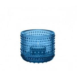 Kastehelmi windlicht turquoise 64mm
