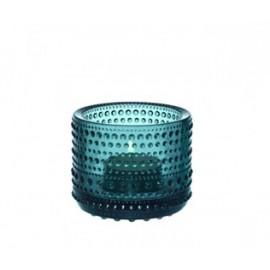 Kastehelmi windlicht zeeblauw 64mm