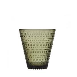 Kastehelmi glas mosgroen 30 cl
