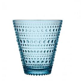 Kastehelmi glas lichtblauw 30 cl  (Gaat uit collectie!!!)