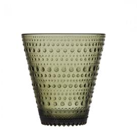 Kastehelmi glas moss green 30 cl
