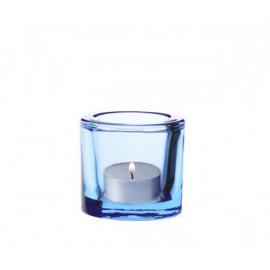 Kivi windlicht lichtblauw (Uit collectie!!!)