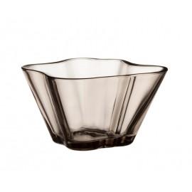 Aalto bowl 75mm linnen