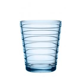Aino Aalto glas 22 cl / 90 mm aqua