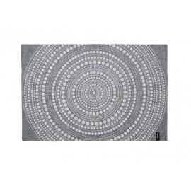 Kastehelmi theedoek 47x70cm donkergrijs