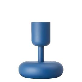 Nappula kandelaar blauw 107 mm