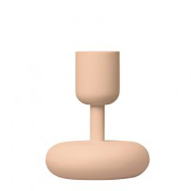 Nappula kandelaar poeder roze 107 mm