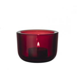 Valkea sfeerlicht 60 mm cranberry