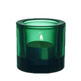 Kivi windlicht emerald