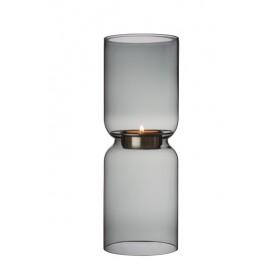 Lantern windlicht donkergrijs (250 mm)