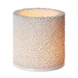 Fire sfeerlicht wit 11 cm