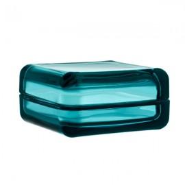 Vitriini 108x108mm zeeblauw